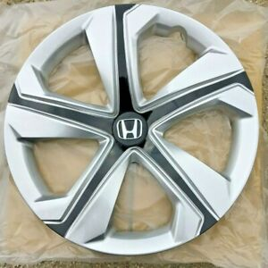 1 COMPATIBLE 2016 2017 2018 HONDA CIVIC 16 INCH WHEEL COVER 44733-TBA-A13 HUBCAP