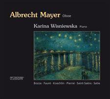 Clair de Lune - Albrecht Mayer & Karina Wisniewska, New Music