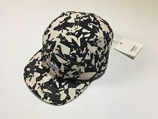 Norse Projects 5 Panel Cap Broken Leaf Camo Print oi polloi baseball hat