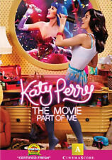 Katy Perry: Part of Me (DVD, 2013) * NEW * [Cut Barcode]