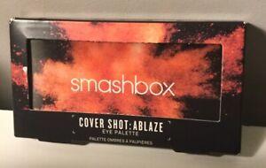 Smashbox Cover Shot Eye Pallette Ablaze New In Box