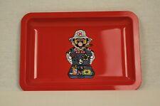 Mario Hunter Thompson Bros. Items Fire flower Yoshi Egg Mushroom Rolling Tray