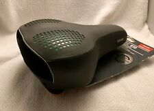 BELL Recline 610 ~Comfort Bicycle Saddle Seat  ~ Flex-Gel ~ Memory Foam ~ NEW