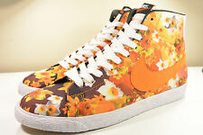 "DS NIKE 2014 BLAZER FLORAL PACK QS ""NYC"" CANVAS 12 SUPREME ZOO SNAKE SB VINTAGE"