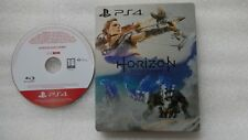 Horizon Zero Dawn PS4 Promo with Horizon Zero Dawn Limited Edition Steelbook PS4