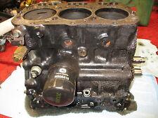 JOHN DEERE 430 YANMAR DIESEL ENGINE SHORT BLOCK AM100717 ENG SERIAL 4060 & Below