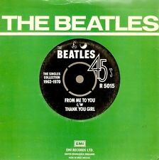 THE BEATLES From Me To You Vinyl Record 7 Inch Parlophone R 5015 1976