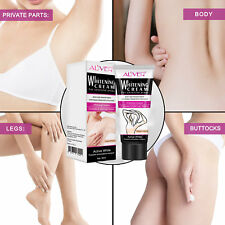 Aliver Skin Whitening Lightening Cream Face Body Private Parts Bleaching Cream