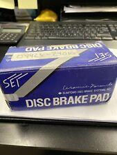 Sumitomo M2902 MK21 Disc Brake Pad Set Hydraulic