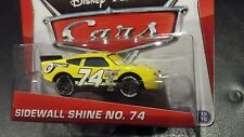 DISNEY PIXAR CARS SIDEWALL SHINE 2014 SAVE 5% WORLDWIDE FAST SHIP