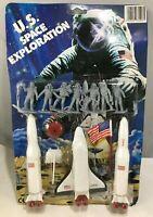 PLASTIC SOLDIER US SPACE EXPLORATION soldatini di plastica spaziale luna SHUTTLE