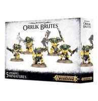 Orruk Brutes Ironjawz Warhammer Age of Sigmar NIB Flipside