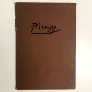 Pablo Picasso Fifteen Drawings Print Folio