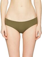 O'Neill Womens Swimwear Green Size XS Jessie Cheeky Ruched Bikini Bottom $32 755
