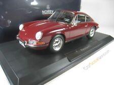 Porsche 911 T Bordeaux 1/18 1969 Classic