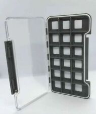 Large Slim Magnetic 18 Compartment Fly Box