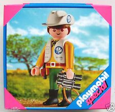 PLAYMOBIL 4559 - GAME WARDEN WITH BINOCULARS - BRAND NEW BOXED!