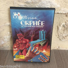 Orphée amstrad CPC 464 664 6128 Disk tested Loriciel Loriciels complet