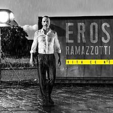 EROS RAMAZZOTTI - VITA CE N'E (DELUXE EDITION )   CD NEU