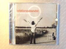 CRISTIANO DE ANDRE'  -  UN GIORNO NUOVO  -  CD 2003  NUOVO E SIGILLATO