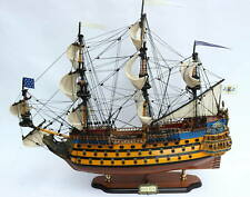 Soleil Royal - Royal Sun Wooden Ship Model