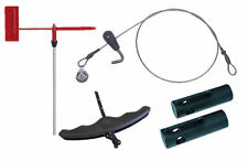 Rigging set per albero blackgold Optimist | Marca Optiparts | OP-13591