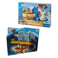 Thomas & Friends Toy Minis Boost n Blast OR Steelworks Stunt Set Playset NEW