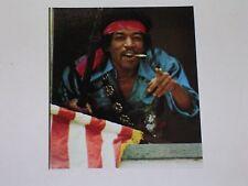 JIMI HENDRIX STONED FREEDOM MAUI Mini Poster Photo by Daniel Tehaney 1971