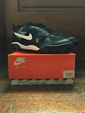 vintage nike air boss shark football cleats mens size 11 deadstock NIB 1992