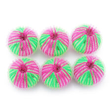 Washing Machine Balls Hair Lint Fluff Grabbing Remover Reusable Laundry Ball J