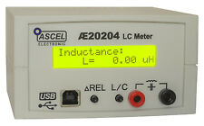 Ae20204 LC-METER COMPLETO KIT con rs232/usb, chassis RCL RLC LCR CRL LRC CLR