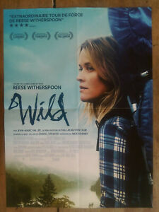 Poster Wild Jean-Marc Valley Reese Witherspoon 40x60cm
