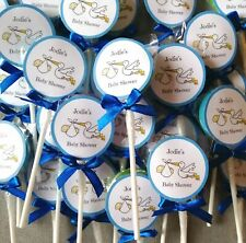 Personalised wedding/baby shower/ birthday lollipops       price for 10 lollies
