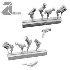 Zinge Industries Arsenal Orco grandes mutante pistolas de estilo antiguo Conjunto de 5 S-GLP02