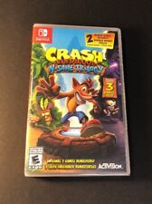 Crash Bandicoot N Sane Trilogy [ W/ Bonus Levels ] (Nintendo Switch) NEW