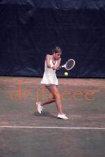 Chris Evert - 35mm Tennis Slide