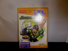 FP Green Lantern  iXL Learning System w/ 3D Game & Glasses 6 WAYS TO PLAY New S1