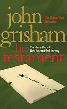 The Testament by John Grisham (Paperback, 1999)