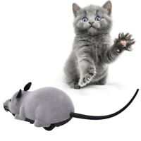Remote Control Rat Mouse Wireless Mice Toy For Cat Dog Pet Toy Novelty Gift New