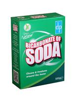 Bicarbonate Of Soda - DP Clean & Natural 500g