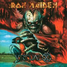 "Iron Maiden 'Virtual XI' Gatefold 2x12"" Vinyl - NEW 2017"