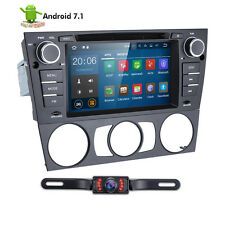 Android 7.1 Car DVD GPS Stereo Multimedia For BMW E90 E91 E92 With Camera Ram:2G