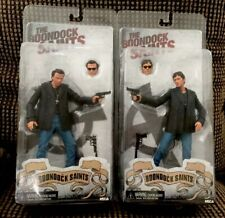 Boondock Saints  Set Of 2 Action Figures- Connor and Murphy Brand New NECA