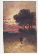 Autumn Tints Van Hier [Davidson 7030] Vintage Postcard 864a