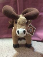 Sonoran stuffed Desert Bighorn Sheep, Resort gifts plush w/tag