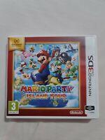 Mario Party Island Tour - Nintendo 3DS, 3DS XL, 2DS Game