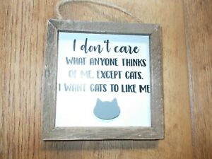 THE BEST WAY TO GET ON WITH A RAGDOLL CAT Novelty Wall//Door MDF Plaque Gift