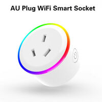 2019 WiFi Smart Socket NZ AU Plug Outlet Works with Alexa Google Home Mini IFTTT