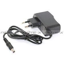 5.5x2.1mm EU Plug AC DC 100-240V 6V 1A Alimentation Adaptateur Chargeur Secteur