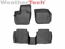WeatherTech Floor Mats FloorLiner for Ford Fusion/Lincon MKZ - 1st/2nd Row Black